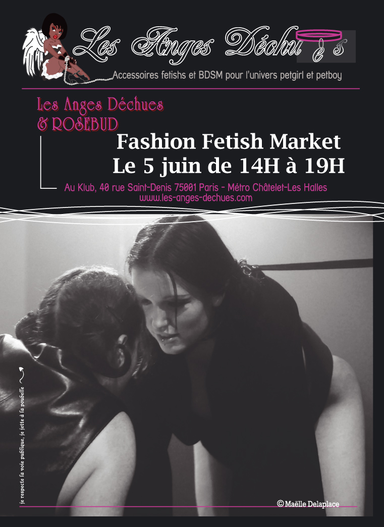 fashion fetish market