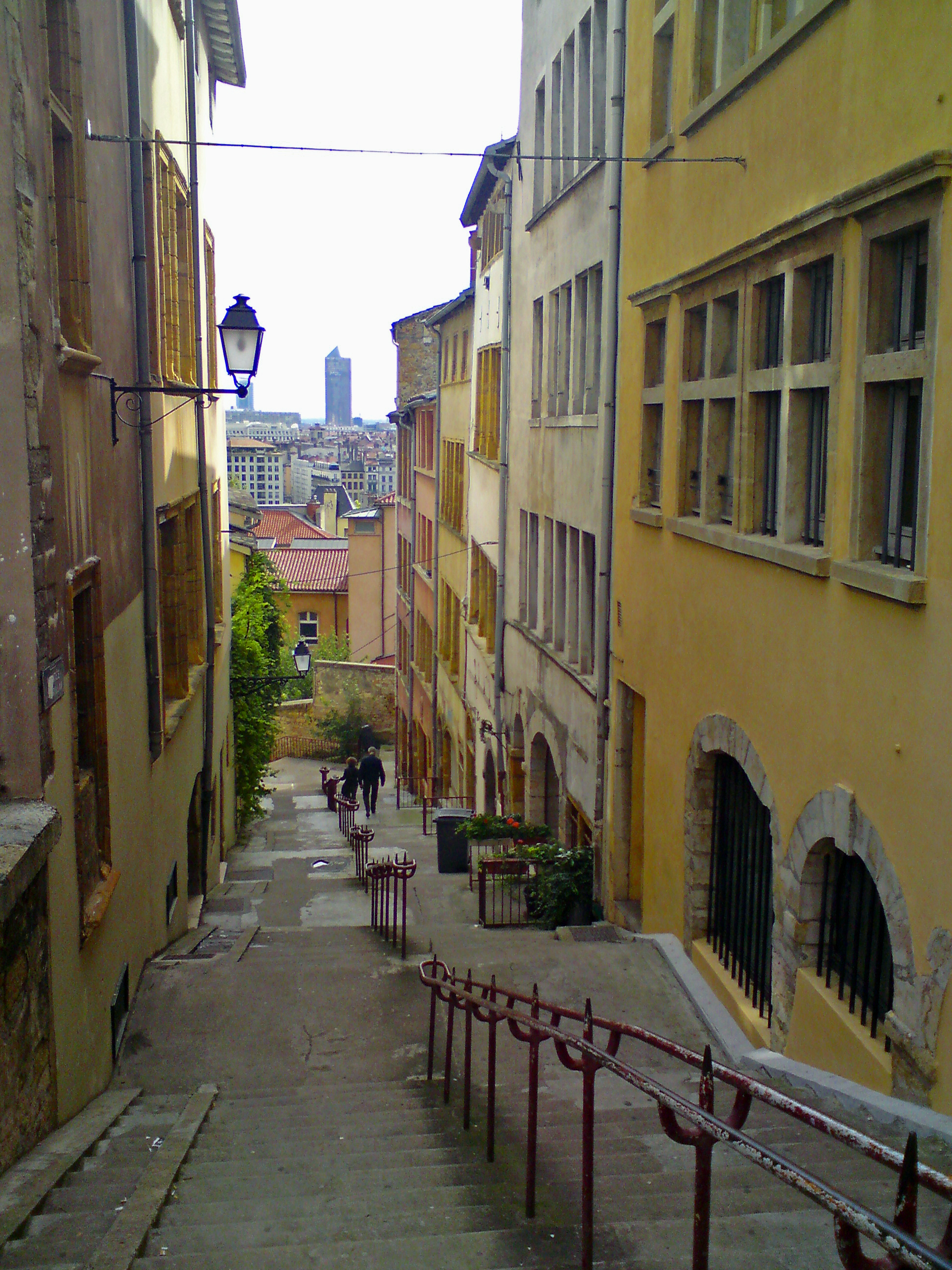 ruelles du vieux Lyon 1
