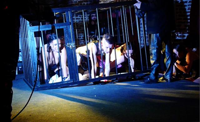 sortie cages