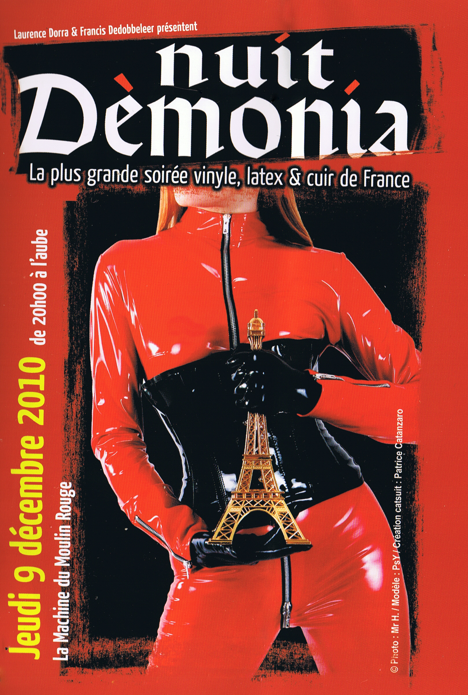Nuit démonia 2010